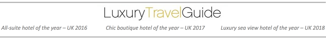 Luxury travel award Image